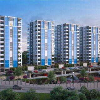 تملك شقة ثلاث غرف وصالة في طرابزون علي البحر مباشرة وبسعر مميز