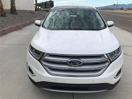 Ford Edge 2018 GULF