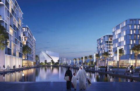 Investissez appartement dans l'avenue du projet à Sharjah ..