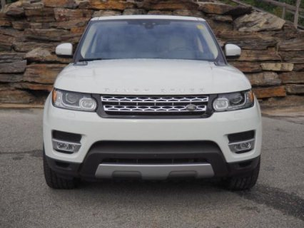 For sale: Used 2017 Land Rover Range Rover Sport 3.0L Super