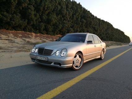 E55__///AMG V8 2002