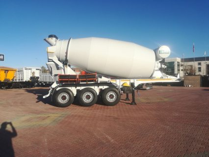 صور خلاطة الخرسانة، mixer semi trailer concrete mixer semi-trailer 2