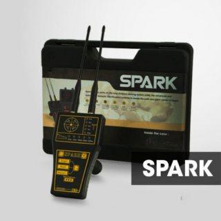 جهاز كشف الذهب والمعادن MWF SPARK  بثمن مميز مع الشحن