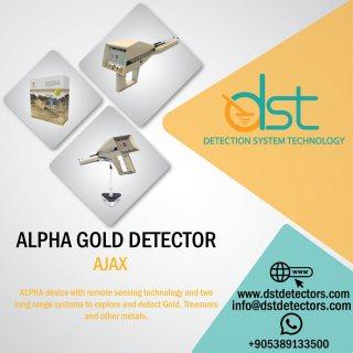 جهاز كشف الذهب بعيد المدى  ألفا  DST DETECTORS