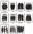 خصلات شعر
