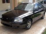 للبيع سيارة هونداي اتوماتيك 6500 دينار