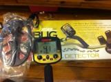 اجهزة كشف الذهب الخام  Fisher Gold Bug pro