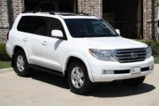 Toyota land cruiser 2011 car for sale