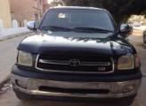 سيارة تيوتا تندرا 2002 العداد 128 الف ميل