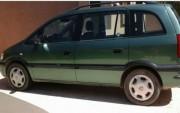 سيارة اوبل زافيرا  موديل 2002 للبيع