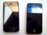 2 موبايل ايفون 4s للبيع
